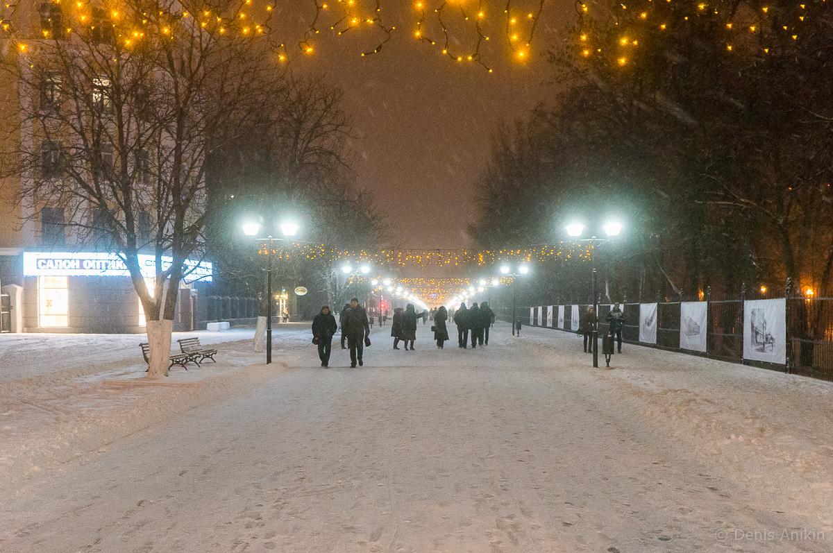 Саратов 20016 новый год украшение фото 5