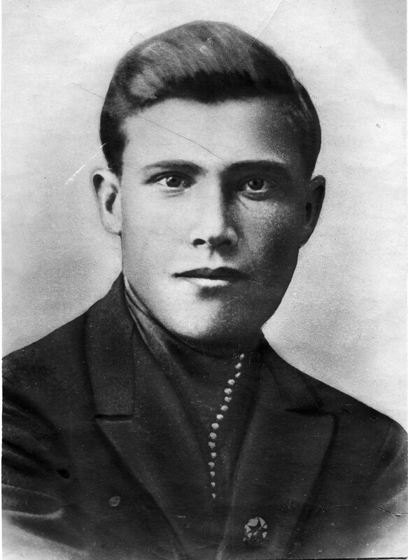 Попов Степан Иванович