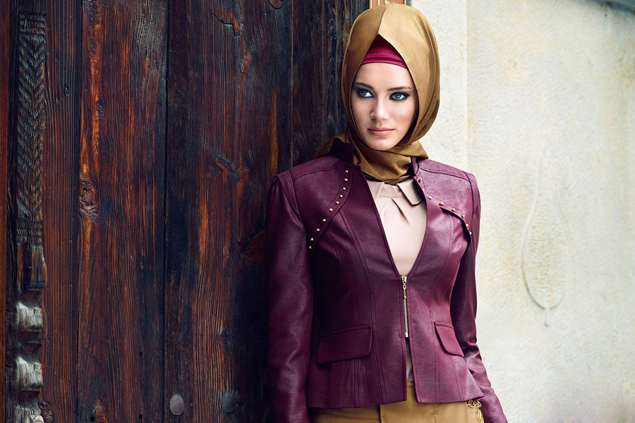 Красивый хиджаб