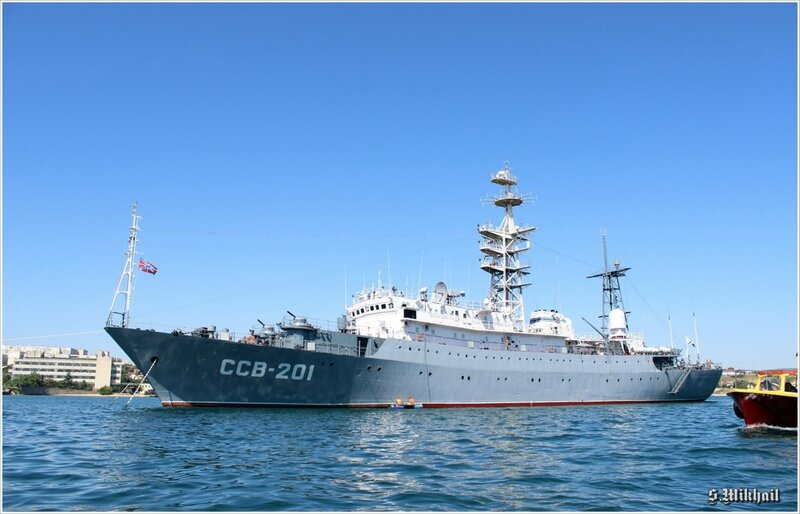 Средний разведывательный корабль 201 «Приазовье»_2
