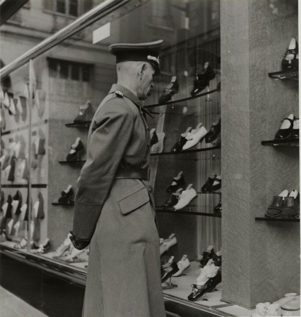 Рю Риволи. Искушение обувью