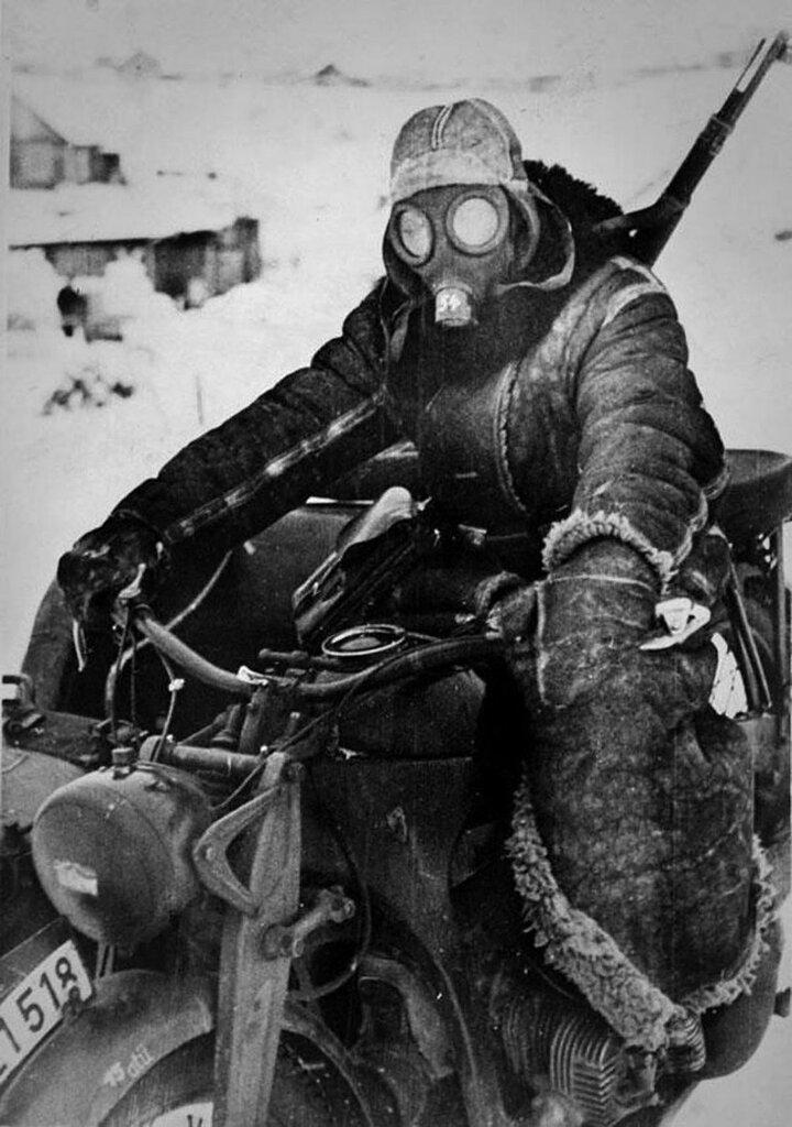 German motorcycle courier in Russia, 1942..jpg