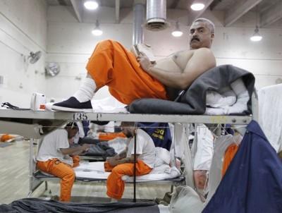В наши тюрьмы бы такое ввести.