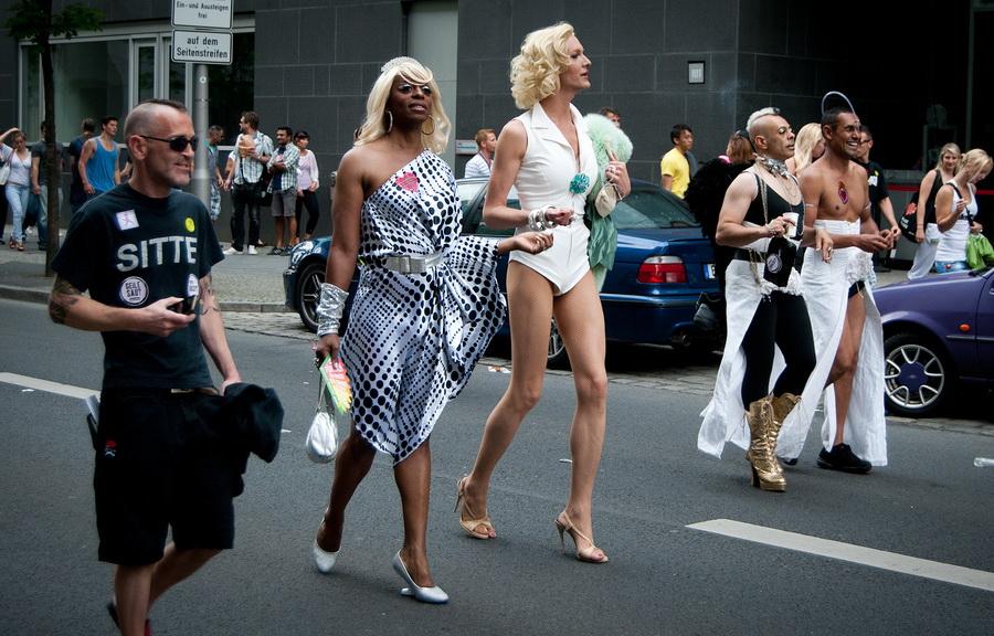 Трансвеститы фото картинки Германия