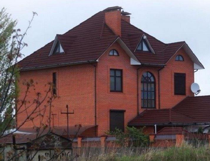 дом Ершовых
