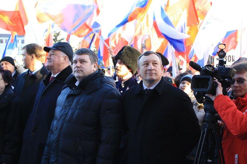 Митинг на пл. Славы 1 год присоеденения Крыма к России 476.JPG