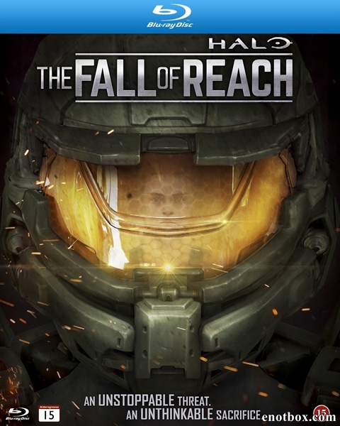 Halo: Падение Предела / Halo: The Fall of Reach (2015/BDRip/HDRip)