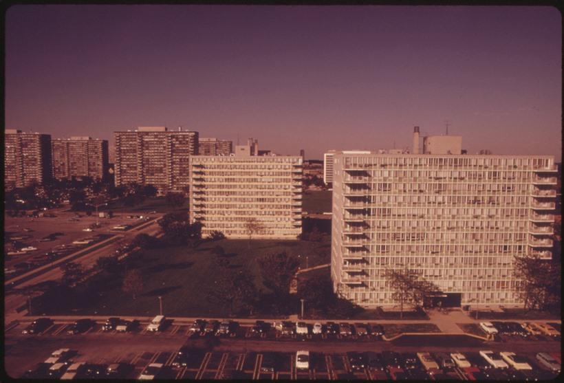 Негритянский квартал в Чикаго 1970 х годов 0 131c96 319ef68c orig