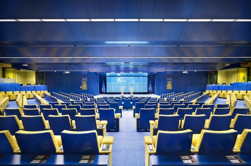 «Коридоры власти»: 12 залов, где принимаются самые важные решения