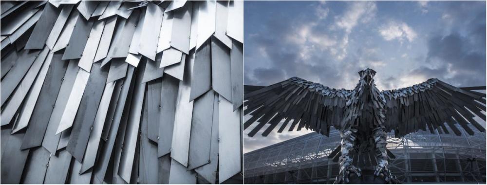 ©Barnie Популярный художник Габор Миклош известен благодаря своим гигантским скульптурам, которые о
