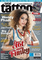 Total Tattoo Magazine - August 2014