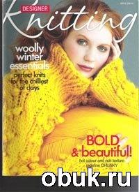 Книга Designer Knitting 2008-2009 Winter