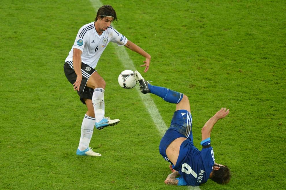 Футбол. Евро-2012