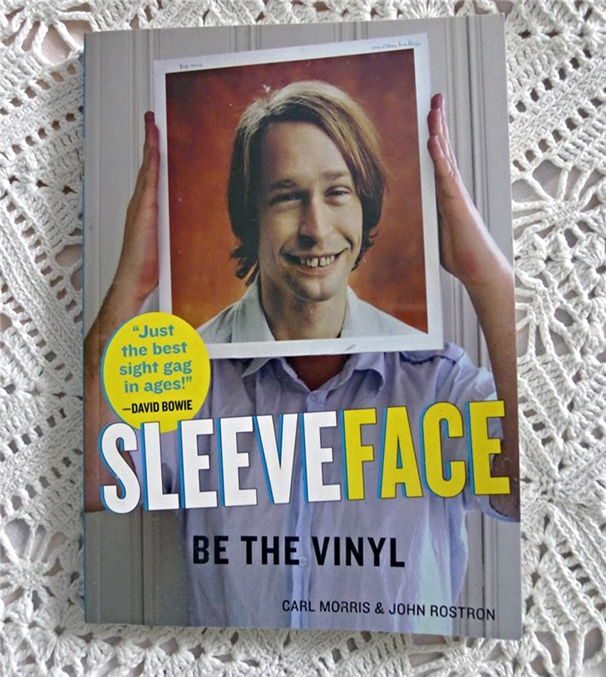 Sleeveface - Be The Vinyl_1
