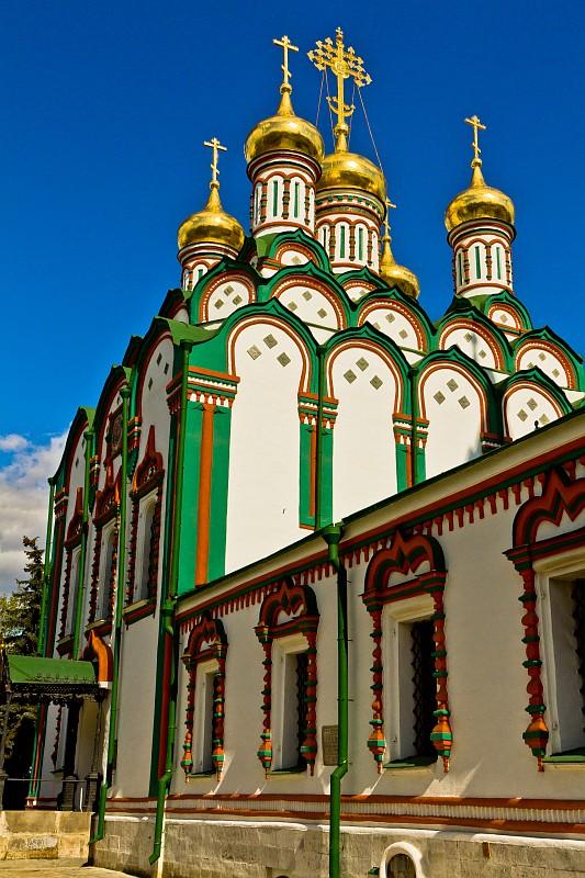 Храм св. Николая Чудотворца в Хамовниках