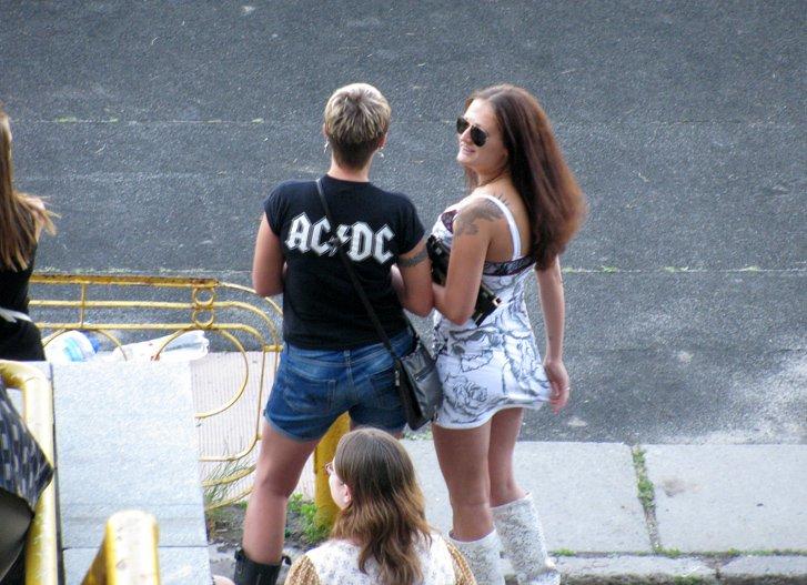 Чемпионат Украины по американскому футболу Kiev Bandits vs Slavs / 24 июня 2012