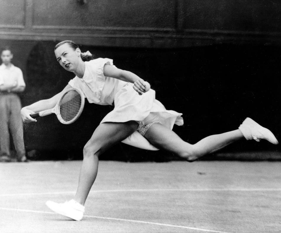 Gertrude Moran 1949