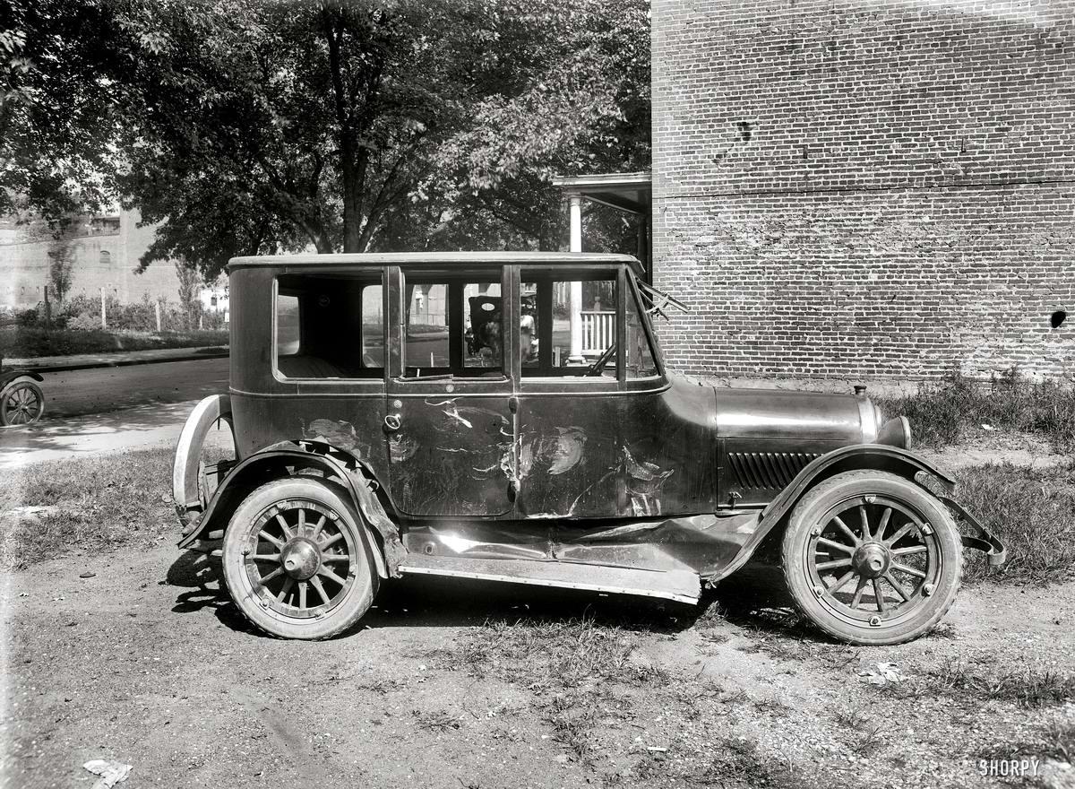 Легко отделался (1920 год)