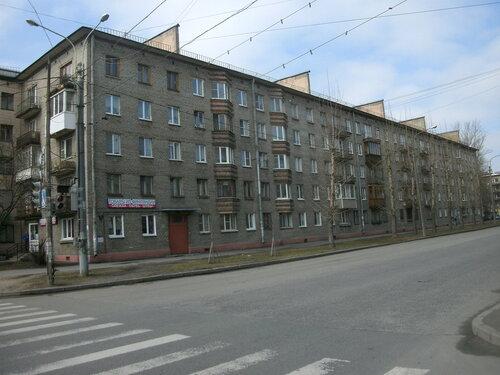 Новосибирская ул. 12