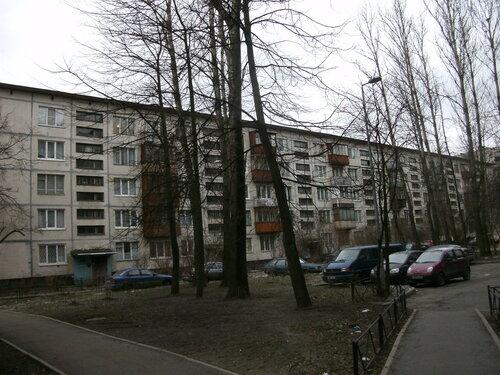 ул. Софьи Ковалевской 10к3