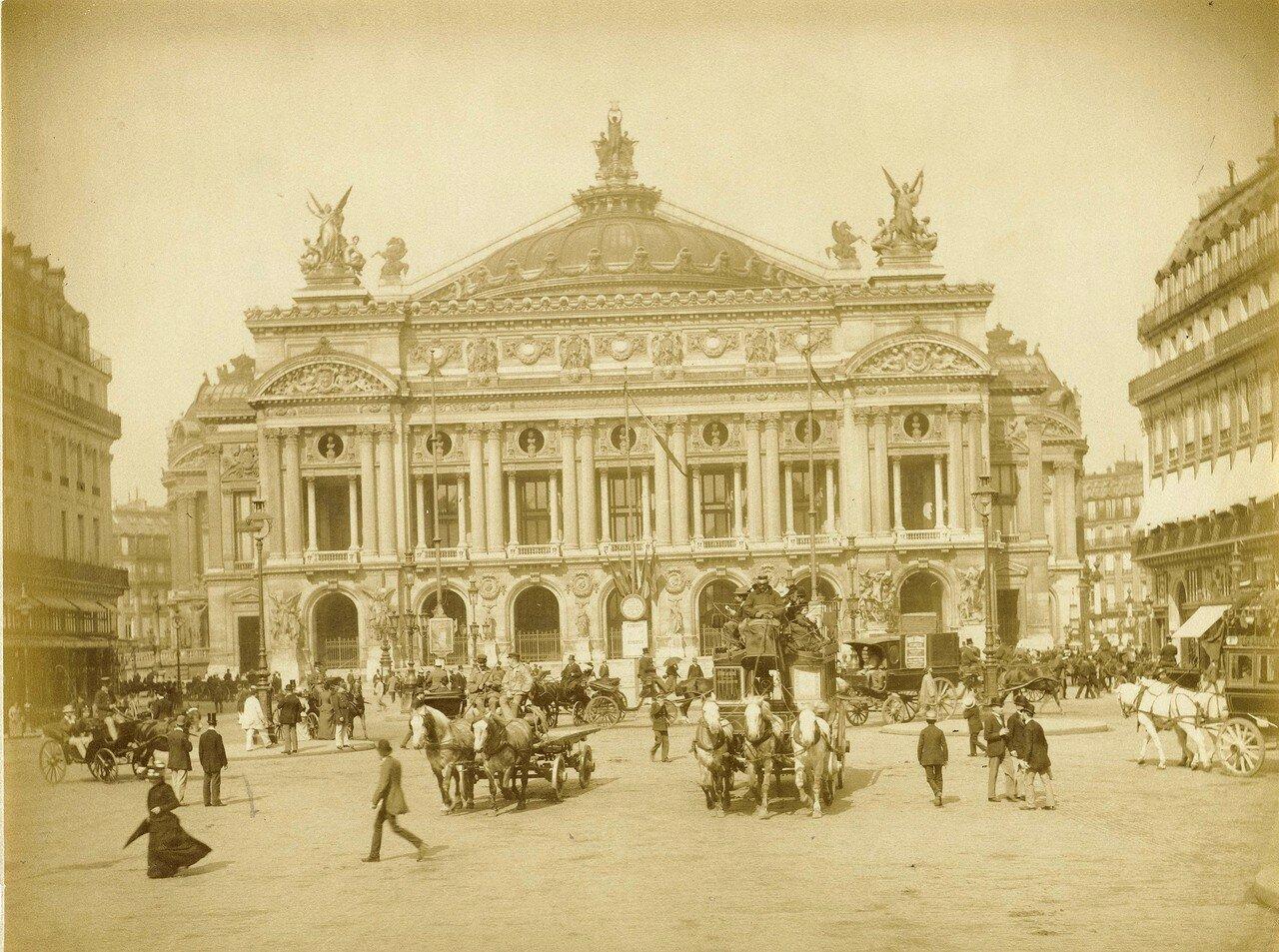 1870-е. Новая Опера