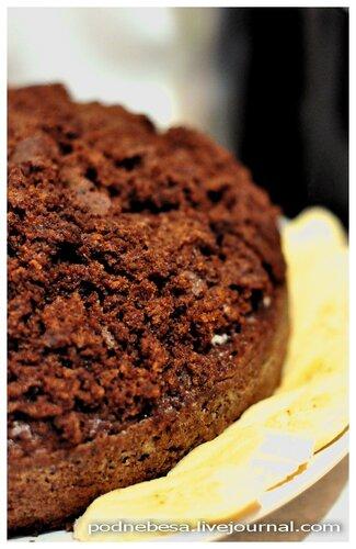 """шоколадный торт """"Бомба"""""""