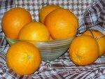 Апельсиновый вечер...