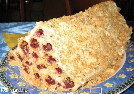 Торт монастрырская изба