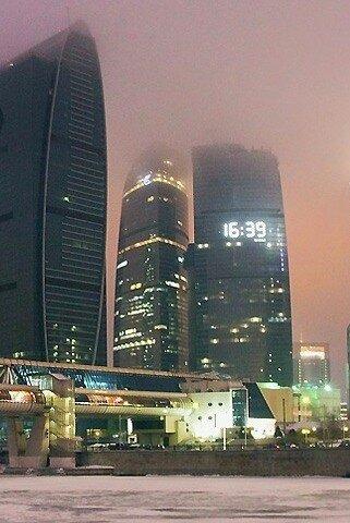 Сиреневый туман...