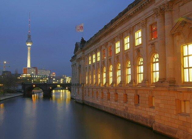 Музейный остров (Museumsinsel) в Берлине