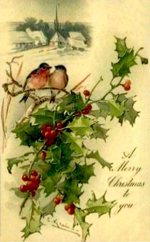 К. Кляйн. С Рождеством !