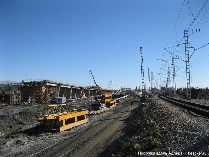Строительство в Адлере