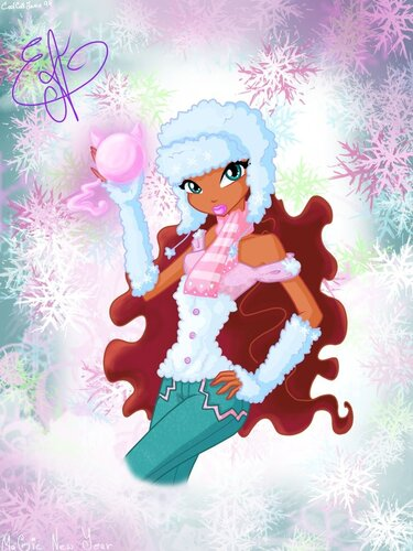 Видео клипы винкс, для новогоднего праздничного настроения!