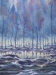 Затопленный лес