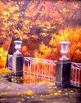Осенний этюд.Софиевка