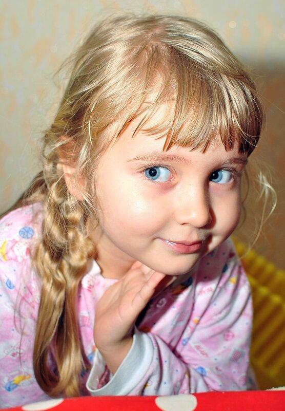 Младшенькая - Юля