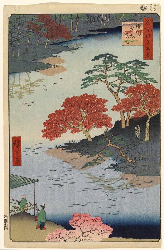 Традиционная японская живопись и гравюра 0_3d165_e45c10af_XL