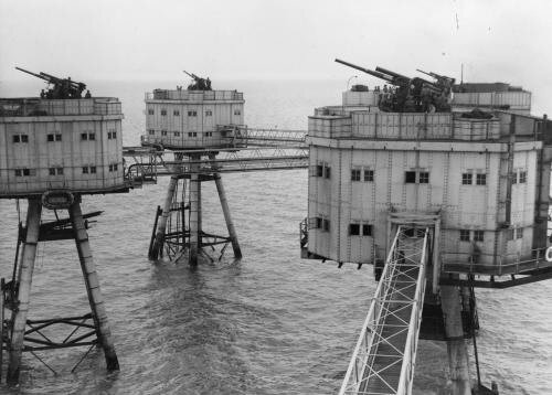 The Nore Forts