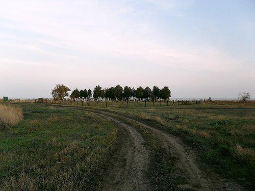 Велопоход на Ясенскую косу. 26 октября 2010.