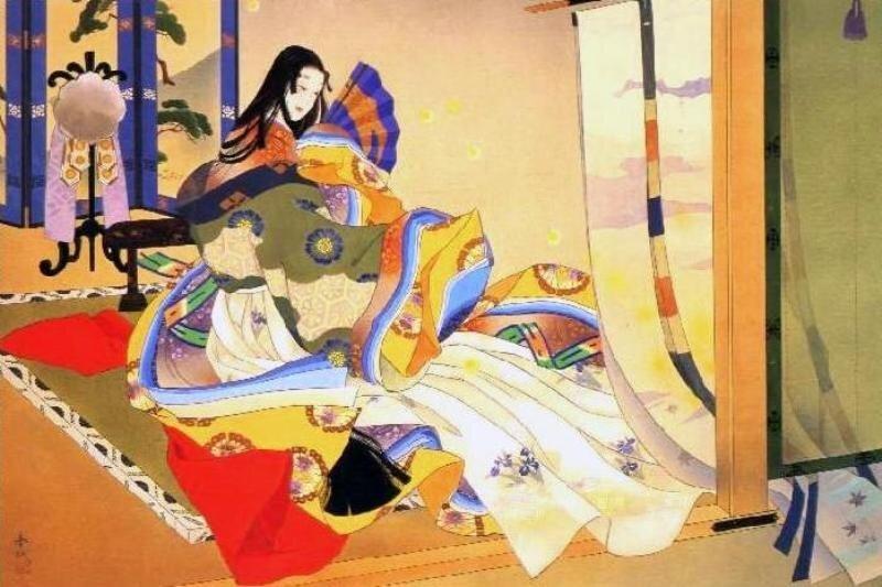 Автор картины Haruyo Morita