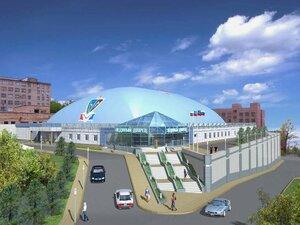 Строительство концертно-спортивного комплекса во Владивостоке идет по графику