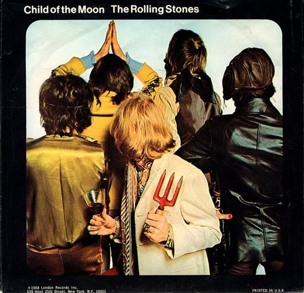 Rolling Stones Child of the Moon cover