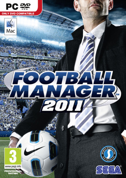 Football Manager 2011 (2010/RUS)