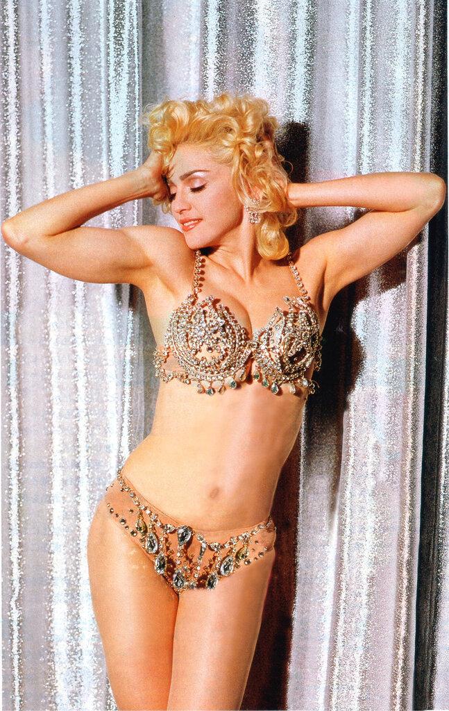 Мадонна (Madonna) 1991