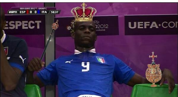 Эпический Марио - звезда Италии