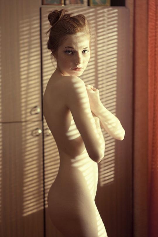 Романтические и озорные фотографии Александры Violet 0 1423fa 5689b545 orig