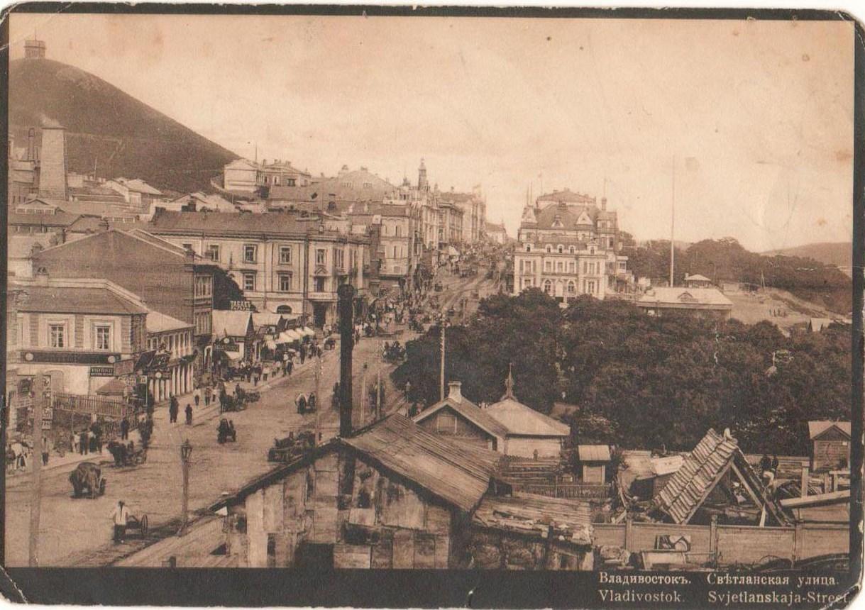 Владивосток историческая фотография фильмографии