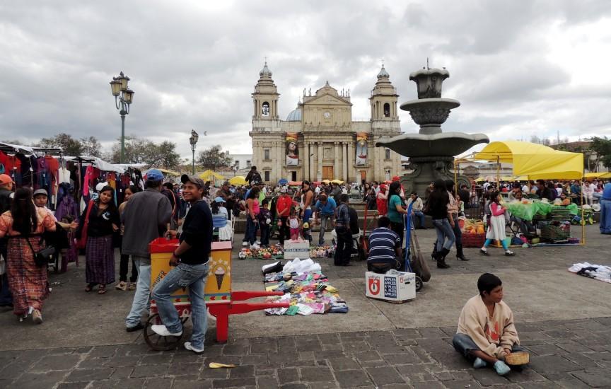 Да, Гватемала — красивый город в Южной Америке, где полно достопримечательностей и памятников