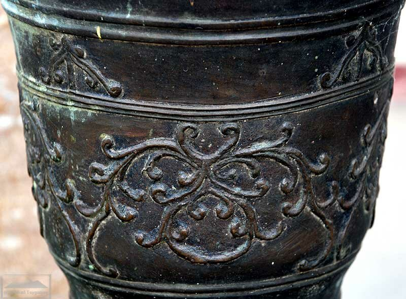 Донгшонские барабаны на Флоресе