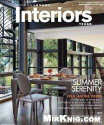 Журнал Modern Luxury Interiors Texas - Summer 2014